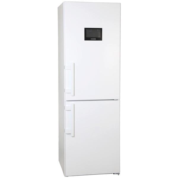 Холодильник с нижней морозильной камерой Liebherr CNP 4358-20 двухкамерный холодильник liebherr cnp 4758