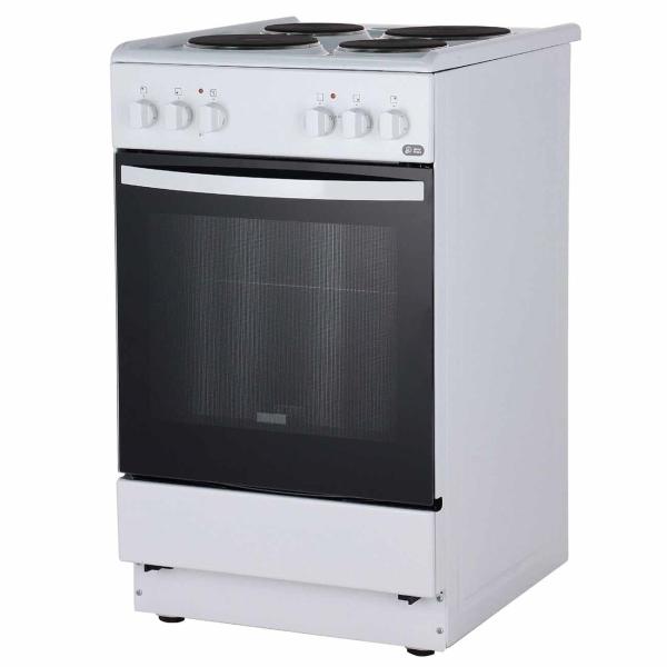 Электрическая плита (50-55 см) Zanussi ZCE9540G1W