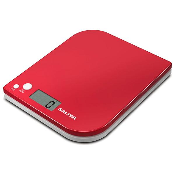 весы электронные кухонные salter 1035 ssbkdr Весы кухонные Salter 1177 RDWHDR