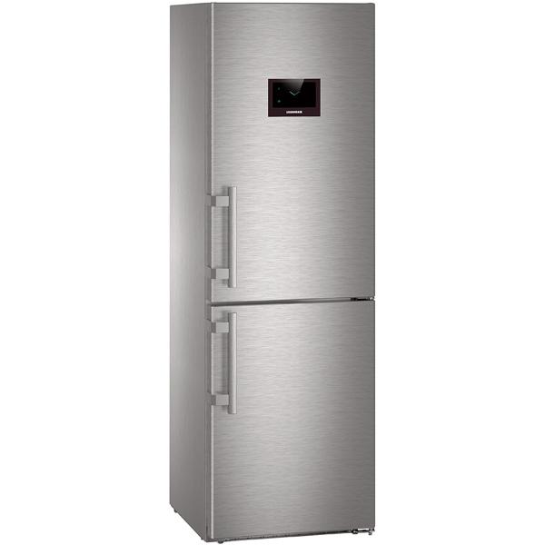 Холодильник с нижней морозильной камерой Liebherr CNPes 4358-20