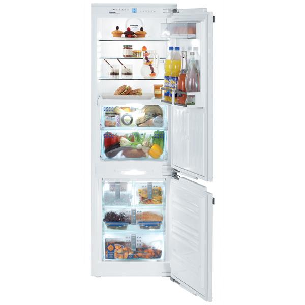 Холодильник с нижней морозильной камерой широкий Liebherr ICBN 3366-20 д/Fobo холодильник liebherr t 1414 20 1кам 107 15л 85х50х62см бел