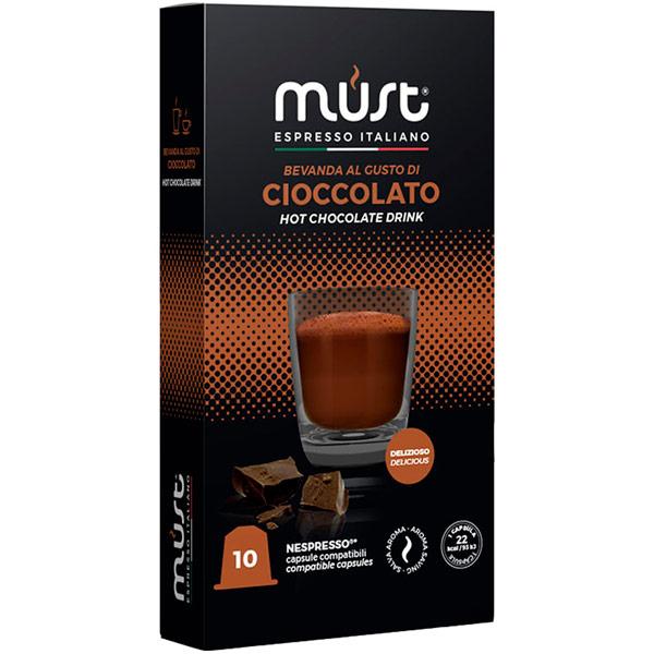 Кофе в капсулах Must Cioccolato 10 шт