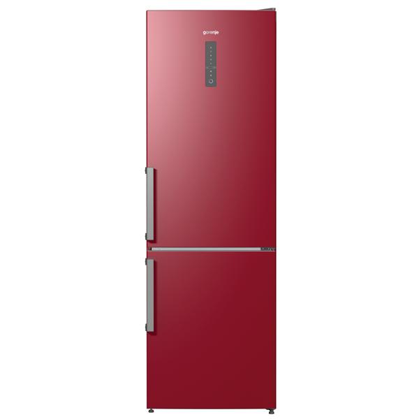 Холодильник с нижней морозильной камерой Gorenje NRK6192MR gorenje nrk 6192 mr