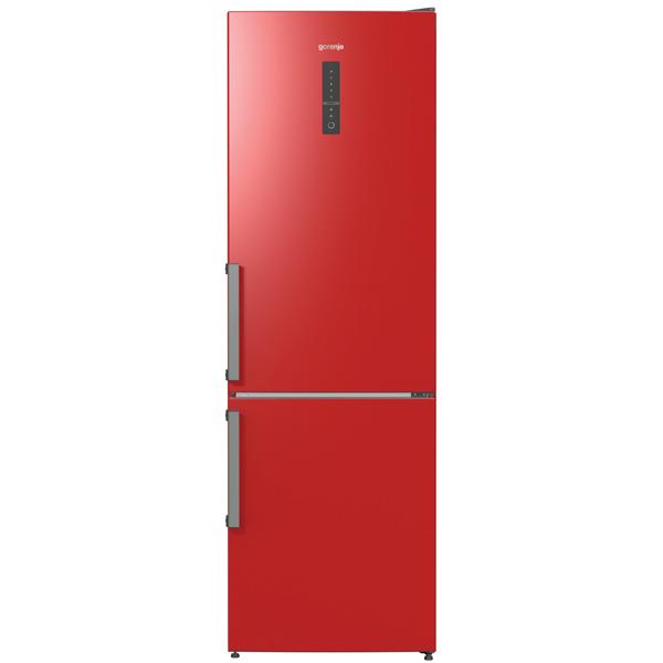 Холодильник с нижней морозильной камерой Gorenje NRK6192MRD gorenje nrk 6192 mr