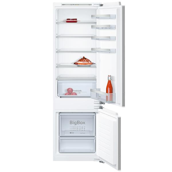 Встраиваемый холодильник комби Neff