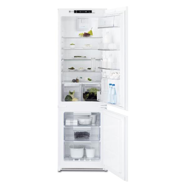Встраиваемый холодильник комби Electrolux ENN92853CW