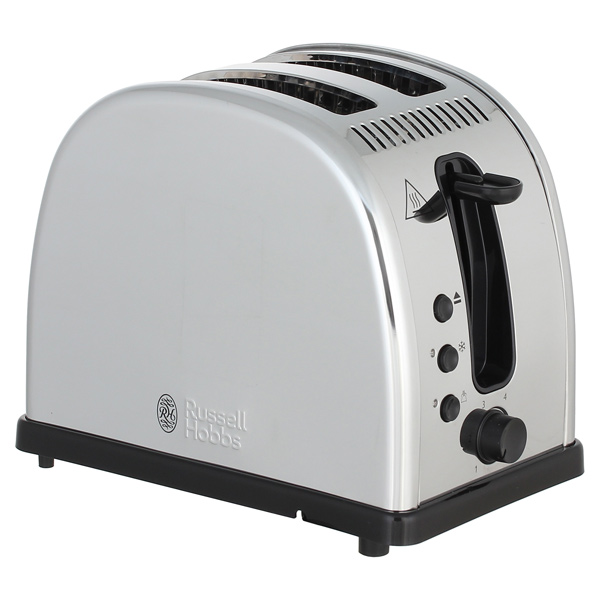 Тостер Russell Hobbs Legacy Toaster Polished 21290-56 pe9500 9500wt toaster household automatic multifunction toaster ice cream