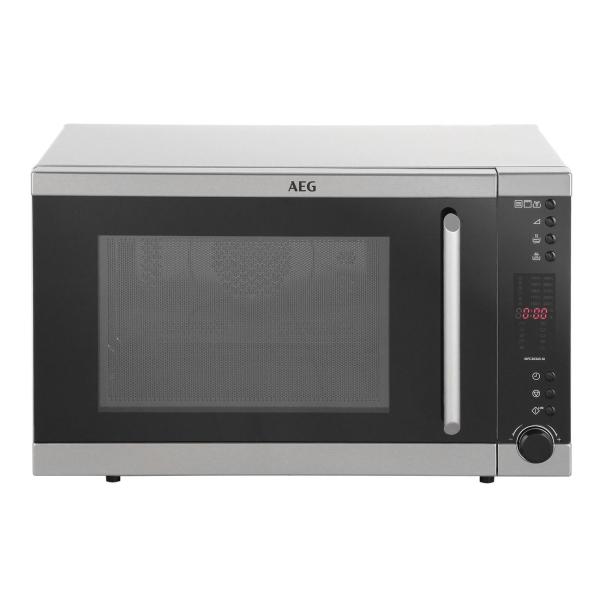 Микроволновая печь с грилем и конвекцией AEG MFC3026S-M вентилятор напольный aeg vl 5569 s lb 80 вт