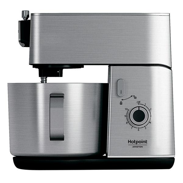 Кухонная машина Hotpoint-Ariston KM 040 AX0 кухонный комбайн hotpoint ariston km 040 ax0