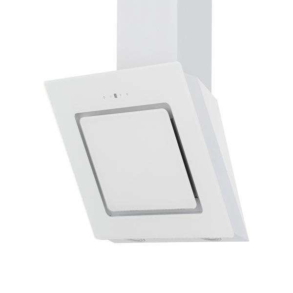 Вытяжка 50 см Krona Kirsa 500 white/white glass sensor