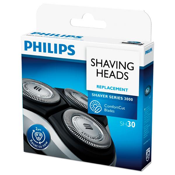 Бритвенные головки для электробритвы Philips SH30/50