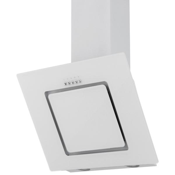 Вытяжка 60 см Krona Kirsa 600 white/white glass вытяжка 60 см krona janna 600 white