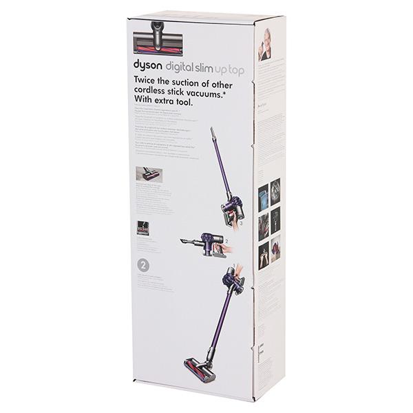 Пылесос ручной handstick dyson digital slim extra чья фирма дайсон