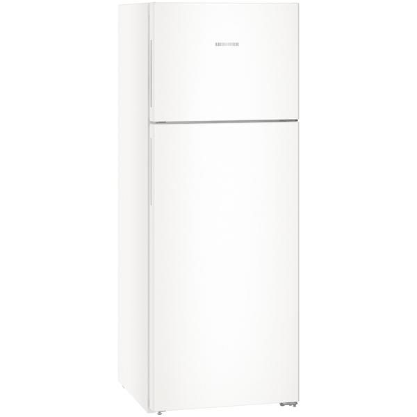 Холодильник с верхней морозильной камерой широкий Liebherr