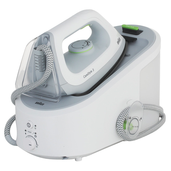 Парогенератор с бойлером Braun 12830001 IS3022WH braun carestyle 5 is 5043