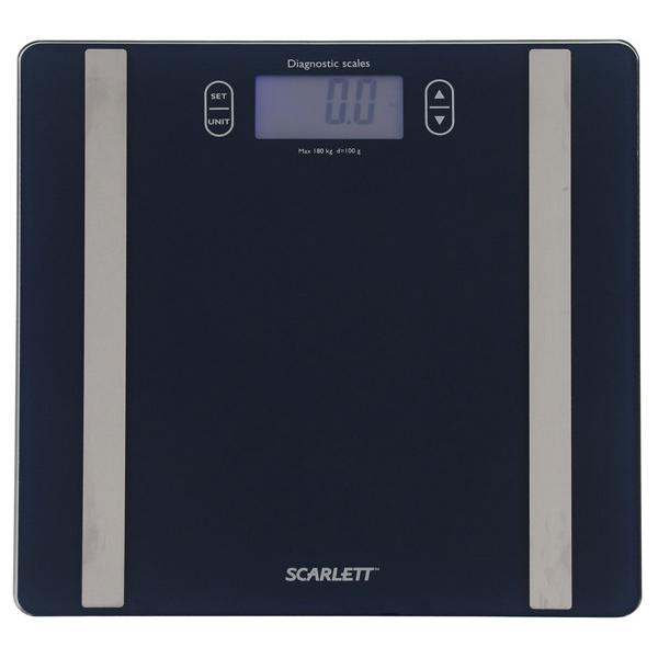 Весы напольные Scarlett — SC-BS33ED82