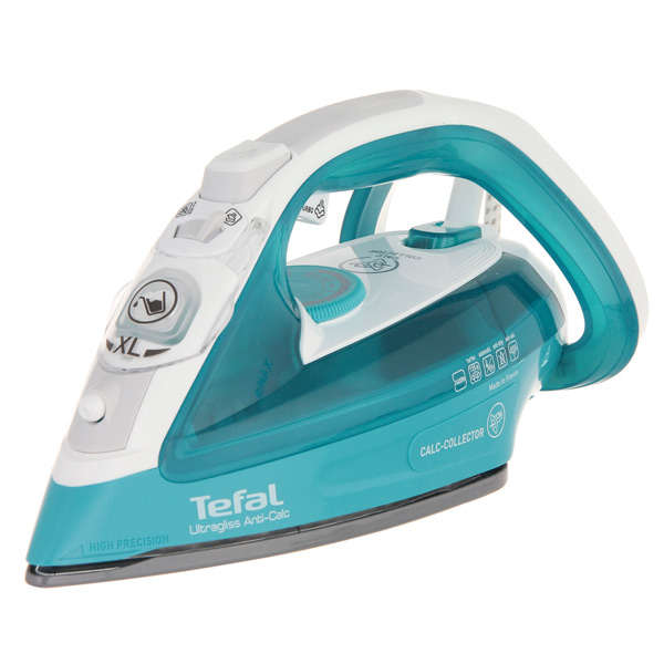 Утюг Tefal Ultragliss Anti-calc FV4940E0 tefal ultimate anti calc fv9621e0