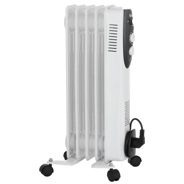 Радиатор Ballu BOH/CL-05WRN 1000 радиатор масляный ballu boh md 09bbn
