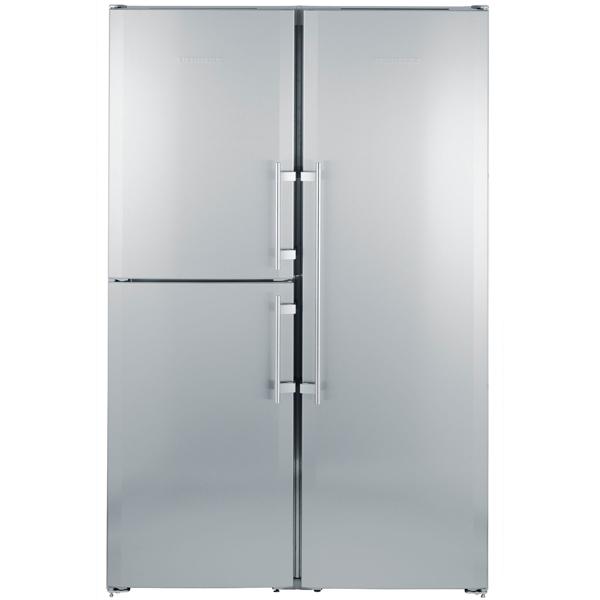 Холодильник (Side-by-Side) Liebherr SBSes 7353-26 двухкамерный холодильник liebherr cuwb 3311