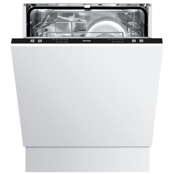 Встраиваемая посудомоечная машина 60 см Gorenje GV61211