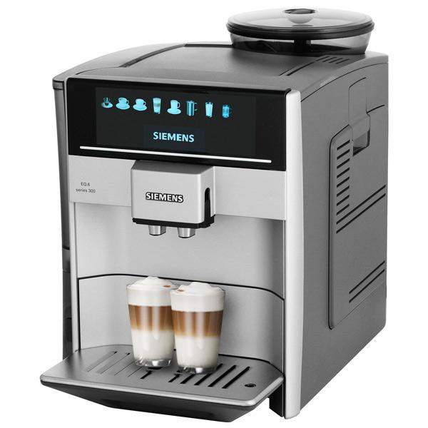 Кофемашина Siemens EQ.6 s300 (TE603201RW) siemens lc 91 ba 582 ix