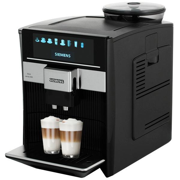 Кофемашина Siemens EQ.6 s500 (TE605209RW) siemens lc 91 ba 582 ix