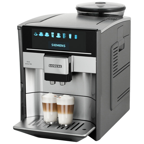 Кофемашина Siemens EQ.6 s700 (TE607203RW) siemens lc 91 ba 582 ix