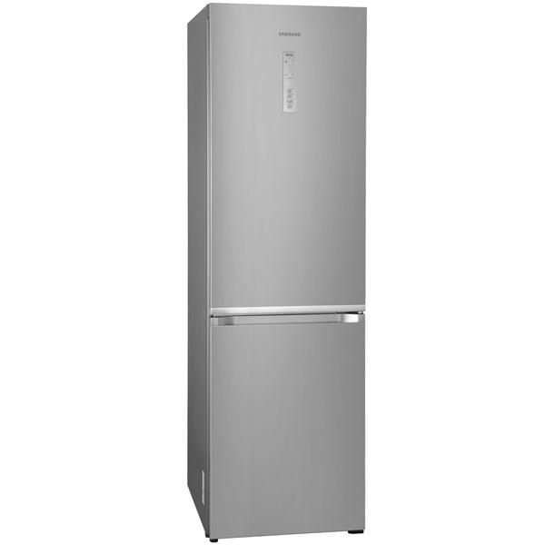 Холодильник с нижней морозильной камерой Samsung RB41J7861S4 двери металлические входные в алмате