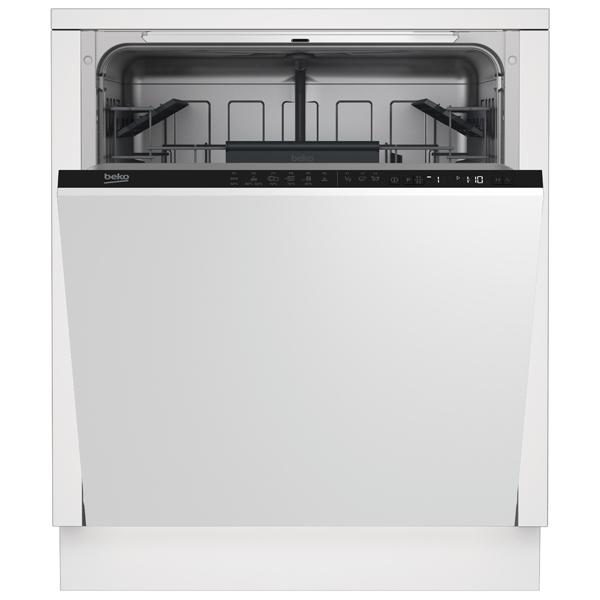 Встраиваемая посудомоечная машина 60 см Beko DIN 26220 посудомоечная машина beko dfn 29330x