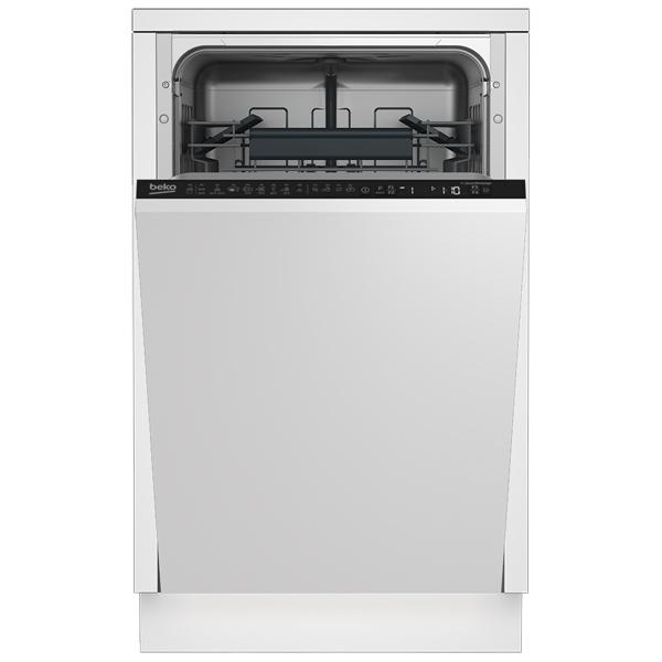 Встраиваемая посудомоечная машина 45 см Beko DIS 28020 посудомоечная машина beko dfn 29330x