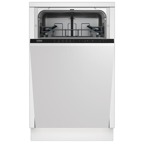 Встраиваемая посудомоечная машина 45 см Beko DIS 16010 посудомоечная машина beko dis 15010