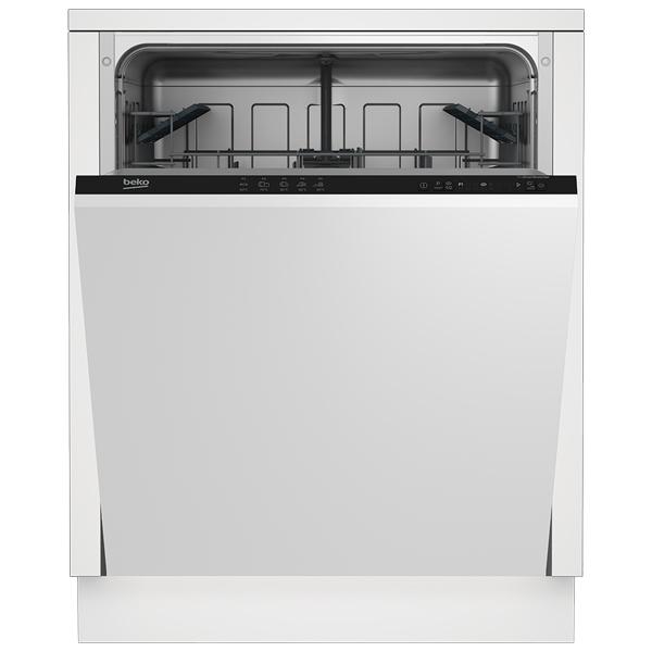 Встраиваемая посудомоечная машина 60 см Beko DIN 15310 посудомоечная машина beko dfn 29330x