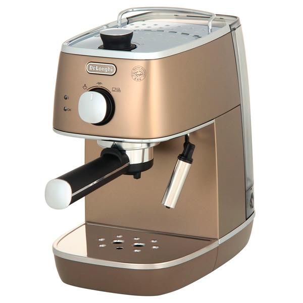 Кофеварка рожкового типа De Longhi ECI341.BZ