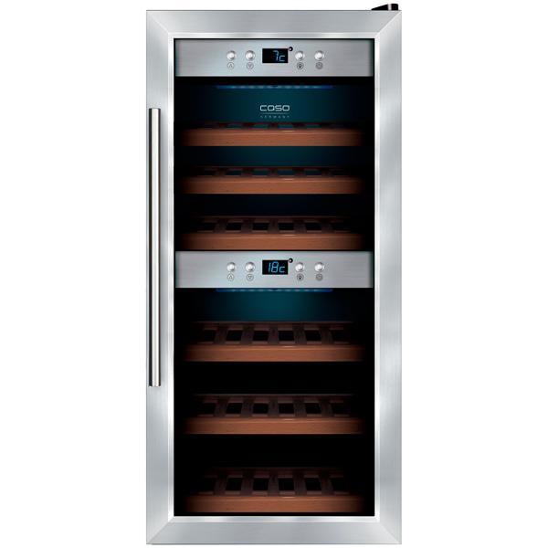 Винный шкаф до 140 см Caso WineMaster 24 винный шкаф до 140 см caso winemaster touch 38 2d