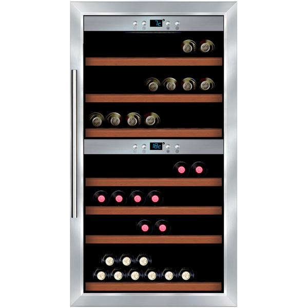 Винный шкаф до 140 см Caso WineMaster 66 Classic