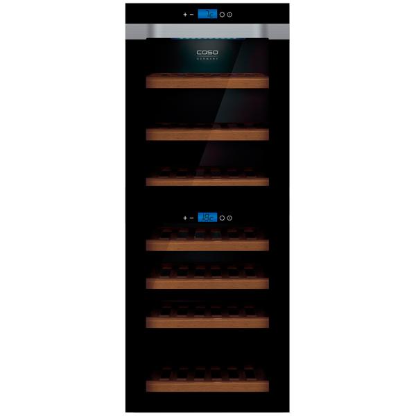 Винный шкаф до 140 см Caso WineMaster Touch A one винный шкаф caso winemaster touch aone черный