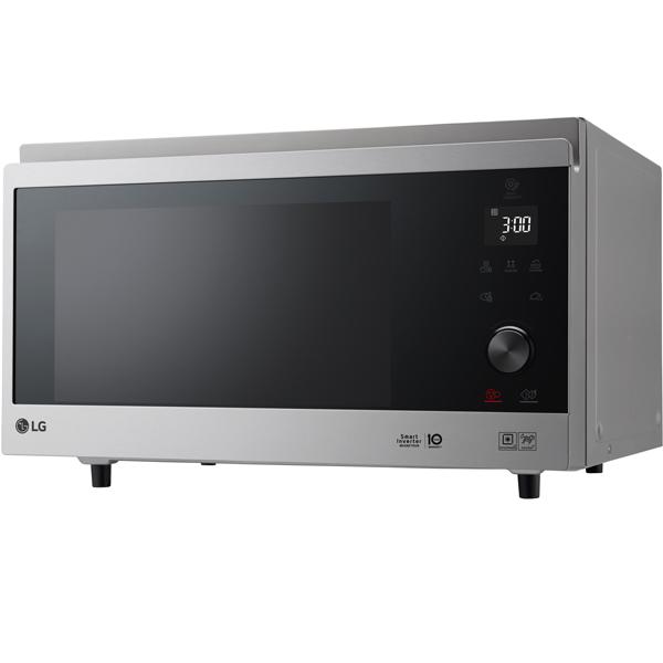 Микроволновая печь с грилем и конвекцией LG MJ3965AIS