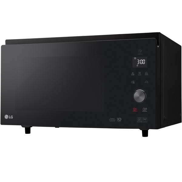 Микроволновая печь с грилем и конвекцией LG MJ3965BIS