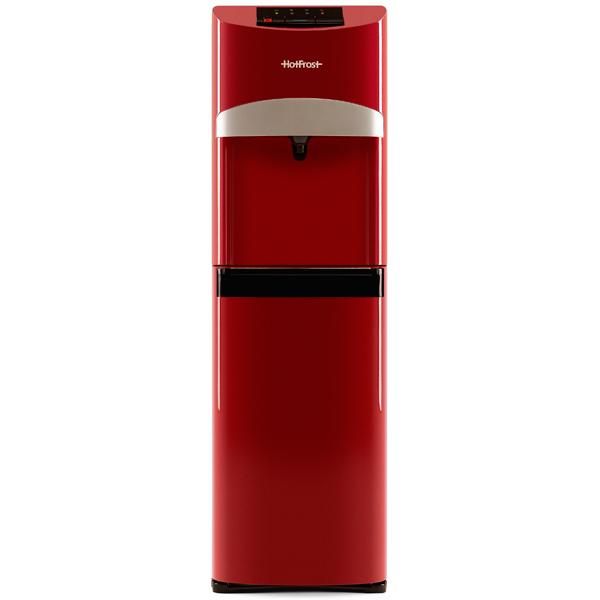 Кулер HotFrost 45A Red кулер для воды hotfrost v 802 ce