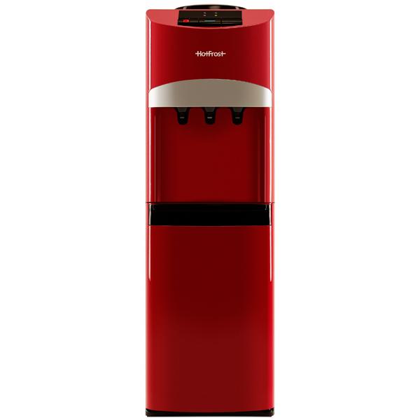 Кулер HotFrost V127 Red кулер для воды hotfrost 35 an