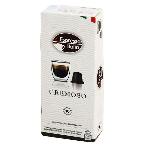 Кофе в капсулах Espresso Italia Cremoso 10 шт