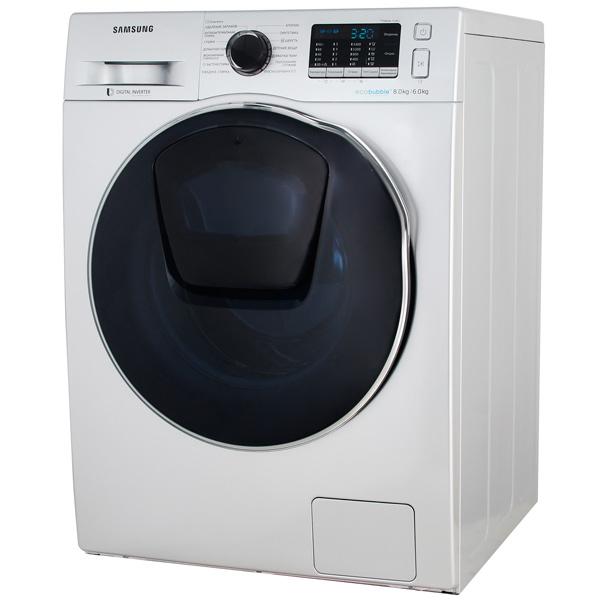 Стиральная машина с сушкой Samsung — WD80K5410OS