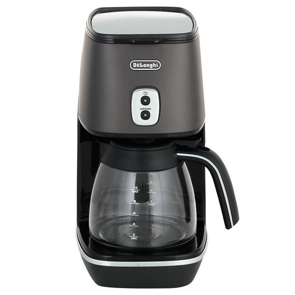 Кофеварка капельного типа De Longhi ICMI211.BK электрочайник de longhi kbi2000 bk
