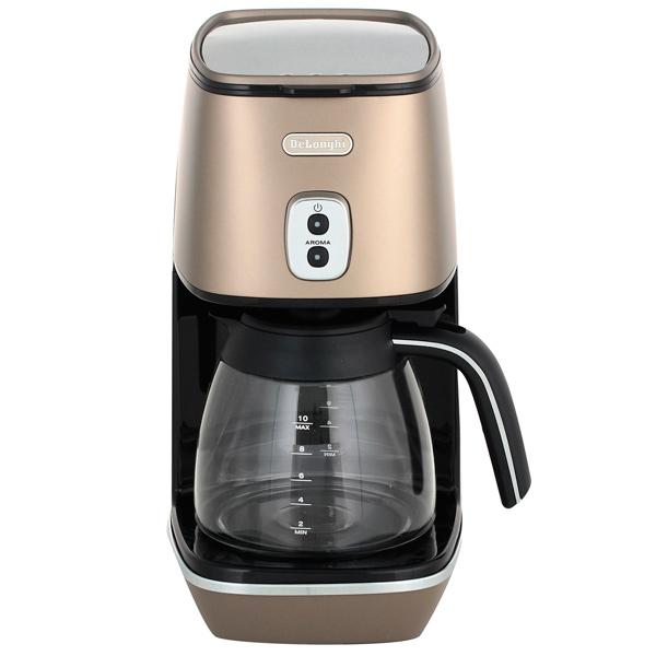 Кофеварка капельного типа De Longhi ICMI211.BZ опция для серверного корпуса