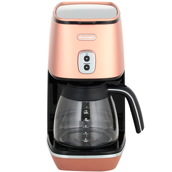 Кофеварка капельного типа De Longhi ICMI211.CP