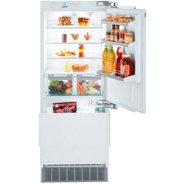 Встраиваемый холодильник комби Liebherr ECBN 5066-21 освещение