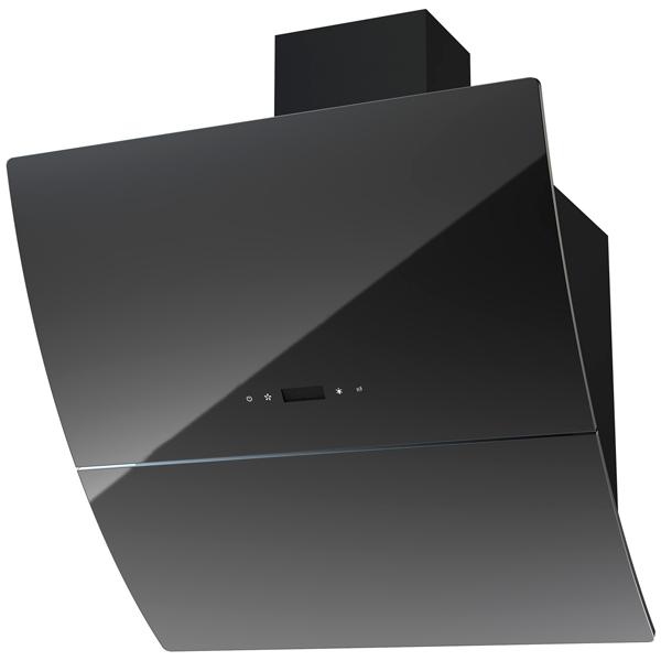 Вытяжка 60 см Krona Celesta 600 black Sensor аквариум на 600 1000 литров с рук