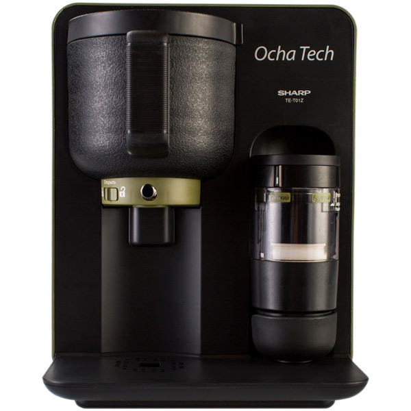 Чайная машина Sharp Ocha Tech TET01ZGR