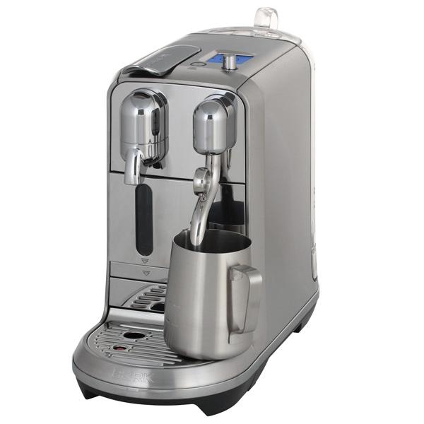Кофемашина капсульного типа Nespresso Bork C830 Creatista Plus кофемашина капсульного типа nespresso bork c532 citiz chrome