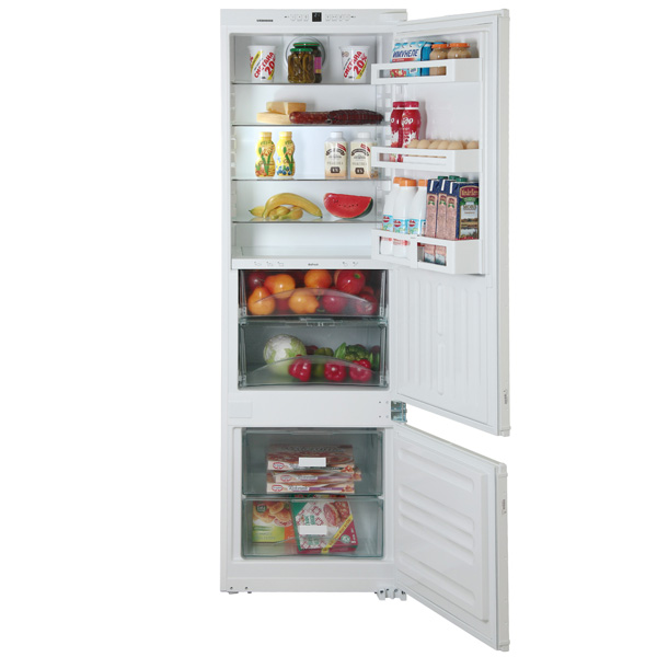 Встраиваемый холодильник комби Liebherr ICBS 3224-20 встраиваемый двухкамерный холодильник liebherr icbs 3224